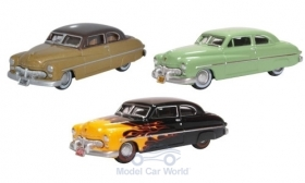 Mercury 3er-Set: 70th Anniversary, Oxford, 1:87