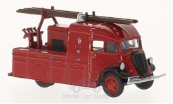 Modellauto - <strong>Fordson</strong> Heavy Pump Unit,  London Fire Brigade,  <br /><br />Oxford, 1:76<br />Nr. 213969