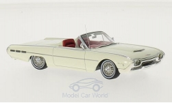 Modelcar - <strong>Ford</strong> Thunderbird sports Roadster, white, 1962<br /><br />Motorhead, 1:43<br />No. 215774