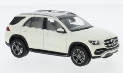 Modellauto - <strong>Mercedes</strong> GLE (V167), weiss, 2018<br /><br />I-Norev, 1:43<br />Nr. 233249