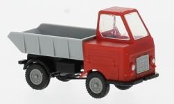 Modellauto - <strong>Multicar</strong> M22, rot/grau, Muldenkipper<br /><br />Mehlhose, 1:87<br />Nr. 234226