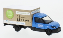 Modellauto - <strong>Streetscooter</strong> Work L, Rhön Energie Fulda<br /><br />Rietze, 1:87<br />Nr. 235918