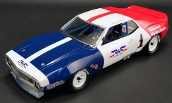 Modellauto - <strong>AMC</strong> Javelin, No.1, Roy Woods Racing, American Motors Dealers, Trans-Am, G.Follmer, 1972<br /><br />RAR - Real Art Replicas, 1:18<br />Nr. 245142