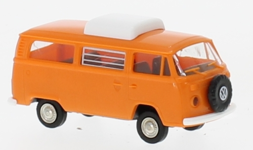 VW T2 Camper, orange