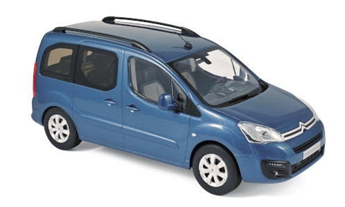 Citroen Berlingo, metallic-blau