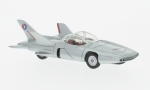 GM Firebird III, silber, 1/87, BoS-Models