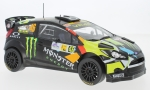 Modellauto - <strong>Ford</strong> Fiesta RS WRC, No.46, Monster, Rally Monza, V.Rossi/C.Cassina, 2012