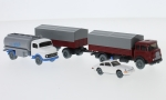 Set Wiking-Verkehrs-Modelle 74:, 1/87, Wiking / PMS