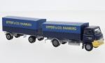 Scania LB 76,  Zippert & Co., 1/87, Brekina