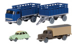 Set Wiking-Verkehrs-Modelle 77, 1/87, Wiking / PMS