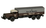 Mercedes L 10000, Spedition Hamacher, 1/87, Wiking / PMS