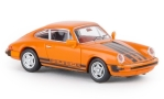 Porsche 911 G, orange, 1/87, Brekina