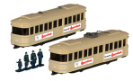 Set Wiking-Verkehrs-Modelle 84, 1/87, Wiking / PMS
