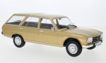 Modellauto - <strong>Peugeot</strong> 504 Break, gold, 1976