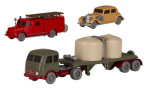 Set Wiking-Verkehrs-Modelle 87, 1/87, Wiking / PMS