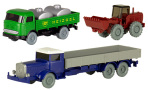 Set Wiking-Verkehrs-Modelle 88, 1/87, Wiking / PMS