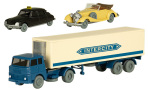 Set Wiking-Verkehrs-Modelle 90, 1/87, Wiking / PMS