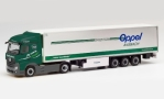 Mercedes Actros StreamSpace 2.5, Oppel Ansbach, 1/87, Herpa