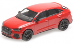 Modellauto - <strong>Audi</strong> RS Q3 Sportback, metallic-rot, 2019