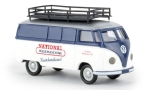 VW T1a Kasten, National Melkmaschine, 1/87, Brekina