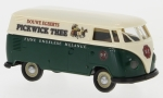 VW T1b Kasten, Pickwick Thee, 1/87, Brekina