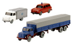 Set Wiking-Verkehrs-Modelle 91, 1/87, Wiking / PMS