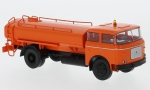 LIAZ 706 Sprengwagen, orange, 1/87, Brekina