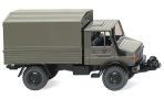 Mercedes Unimog U 1700 L, Deutsche Bundespost, 1/87, Wiking