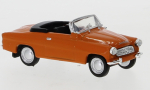 Skoda Felicia, orange, 1/87, Brekina Starline