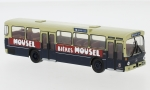Mercedes O 305, Luxembourg - Mousel, 1/87, Brekina