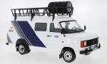 Modellauto - <strong>Ford</strong> Transit MK II, Team Ford, with roof accessories