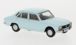 Modellauto - <strong>Peugeot</strong> 504, hellblau, 1961