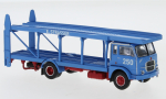 Fiat 642 Autotransporter, Spedition E.Strasser, 1/87, Brekina Starline