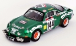Modellauto - <strong>Alpine Renault</strong> A110, No.144, Tour Auto, P.Meny/G.Berger, 1977