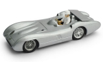 Modellauto - <strong>Mercedes</strong> W196C, Test Monza, Moss Collection mit Figur, S.Moss, 1955