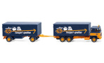 Scania 111, ASG, 1/87, Wiking