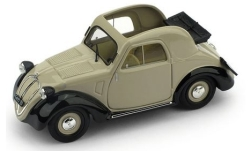 Modellino - <strong>Fiat</strong> 500A 1.Serie, dunkelbeige/nero, 1936<br /><br />Brumm, 1:43<br />n. 114261