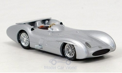 Modellauto - <strong>Mercedes</strong> W196C, Test Monza, Moss Collection, S.Moss, 1955<br /><br />Brumm, 1:43<br />Nr. 118131