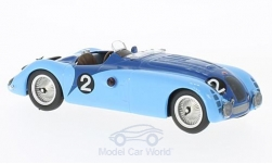 ModelCar - <strong>Bugatti</strong> Type 57G, RHD, No.2, 24h Le Mans, J-P.Wimille/R.Benoist, 1937<br /><br />IXO, 1:43<br />Nr. 121448