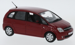 Modellauto - <strong>Opel</strong> Meriva, rot, 2003<br /><br />I-Minichamps, 1:43<br />Nr. 124687