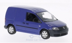 ModelCar - <strong>VW</strong> Caddy, blau, 2005<br /><br />I-Minichamps, 1:43<br />No. 127193