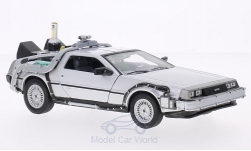 Modelcar - <strong>DeLorean</strong> Back to the future II<br /><br />Welly, 1:24<br />No. 129139