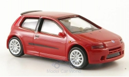 Modellauto - <strong>Fiat</strong> Punto, rot, 2003<br /><br />Ricko, 1:87<br />Nr. 131617