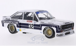 voiture miniature - <strong>Ford</strong> Escort II RS 1800, No.32, Europe Meubles, DRM, Nuerburgring, K.Ludwig, 1976<br /><br />Minichamps, 1:18<br />N° 132086