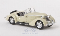 Modelcar - <strong>Wanderer</strong> W25K Roadster, beige, 1936<br /><br />Ricko, 1:87<br />No. 136377