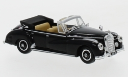 Modellauto - <strong>Mercedes</strong> 300c (W186) Cabriolet, 1955<br /><br />Ricko, 1:87<br />Nr. 136578