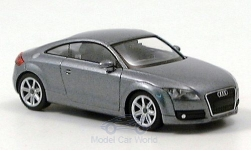 ModelCar - <strong>Audi</strong> TT Coupe, metallic-grau, 2006<br /><br />I-Wiking, 1:87<br />No. 137098
