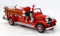 Modelcar - <strong>Mack</strong> Type 75BX, fire brigade, 1935<br /><br />Lucky Die Cast, 1:43<br />No. 141055