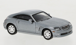Modellauto - <strong>Chrysler</strong> Crossfire Coupe, silber<br /><br />Ricko, 1:87<br />Nr. 144051