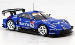 Modellauto - <strong>Nissan</strong> Z, No.12, Calsonic Impul, Malaysia, 2005<br /><br />Ebbro, 1:43<br />Nr. 144921
